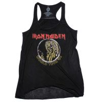 Iron Maiden Killers 81 Juniors Tank
