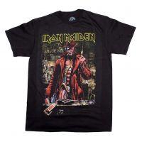 Iron Maiden Stranger Sepia T-Shirt