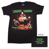 Marilyn Manson American Family T-Shirt