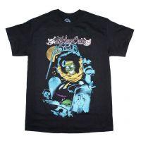 Motley Crue Graveyard Vintage-Inspired T-Shirt
