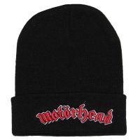Motorhead Knit Beanie