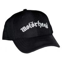 Motorhead Logo Black Baseball Hat