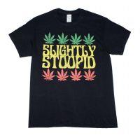 Slightly Stoopid Rasta Leaf T-Shirt