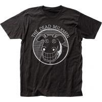 Dead Milkmen Cow Logo T-Shirt