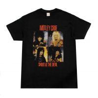 Motley Crue Panels T-Shirt