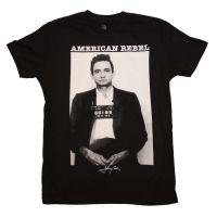 Johnny Cash American Rebel Mugshot T-Shirt
