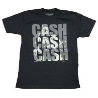 Johnny Cash Triple Cash T-Shirt