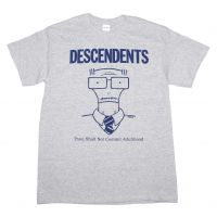 Descendents Thou Shalt Not Commit Adulthood T-Shirt