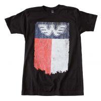 Waylon Jennings Flag T-Shirt