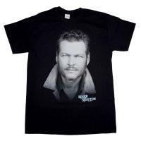 Blake Shelton Portrait T-Shirt