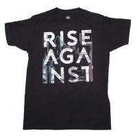 Rise Against Wolves Stacked T-Shirt
