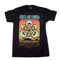 Coheed & Cambria Desert Dimension T-Shirt