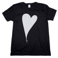 Smashing Pumpkins Initial Heart T-Shirt