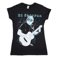 Ed Sheeran Guitar Juniors T-Shirt