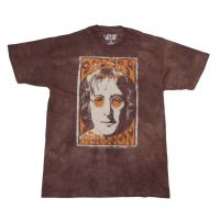 John Lennon Live In NYC Tie Dye T-Shirt