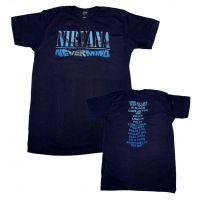 Nirvana Nevermind Album Play List T-Shirt