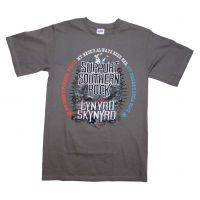 Lynyrd Skynyrd Support Southern Rock T-Shirt