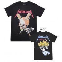 Metallica Damage Inc. Tour T-Shirt