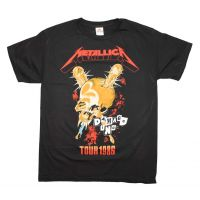 Metallica Tour '86 T-Shirt