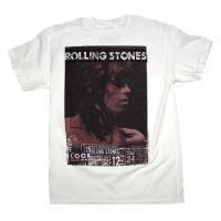 Rolling Stones Keith Vintage Live T-Shirt