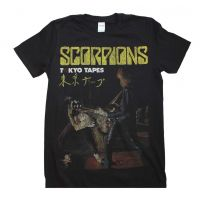 The Scorpions Tokyo Tapes T-Shirt