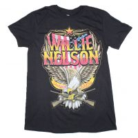 Willie Nelson Shotgun Willie T-Shirt