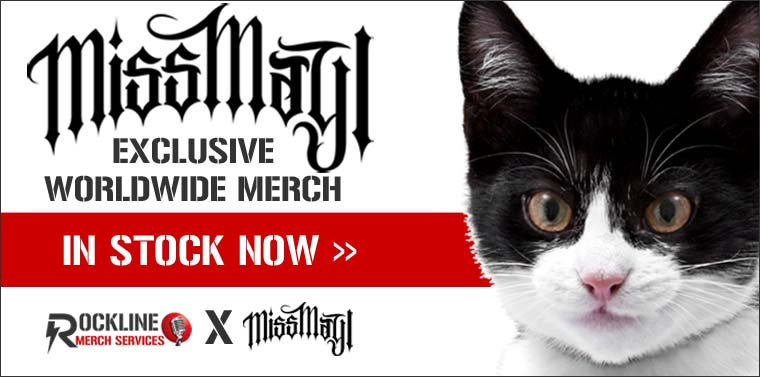 New Dropship Miss May I Merchandise