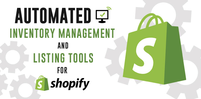 Automated Dropship Inventory and Listing Tools For Shopify