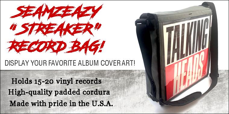 Dropship Seamzeazy Streaker Record Bag
