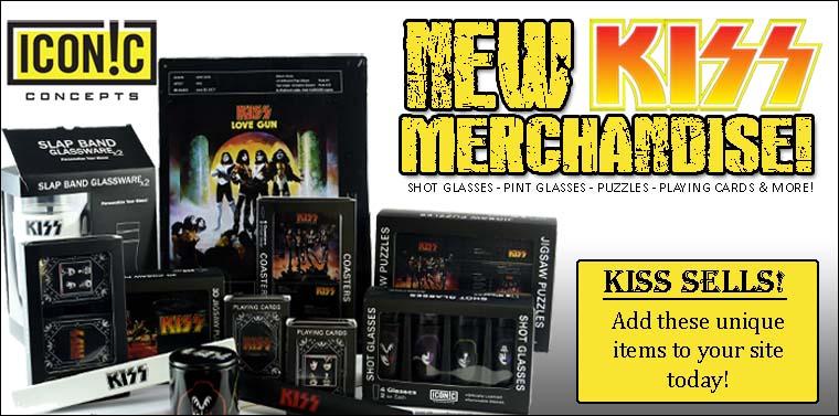 Dropship KISS Band Merchandise