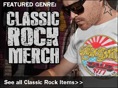 Dropship Classic Rock T-Shirts - RocklineDropship.com