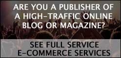 Full Service Band Merch E-Commerce